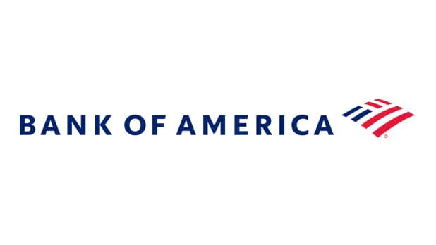 Logotipo de la compañía Bank of America