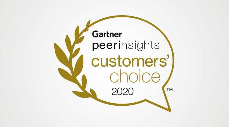 Gartner peer insights logo