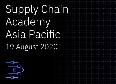 Supply Chain Academy APAC
