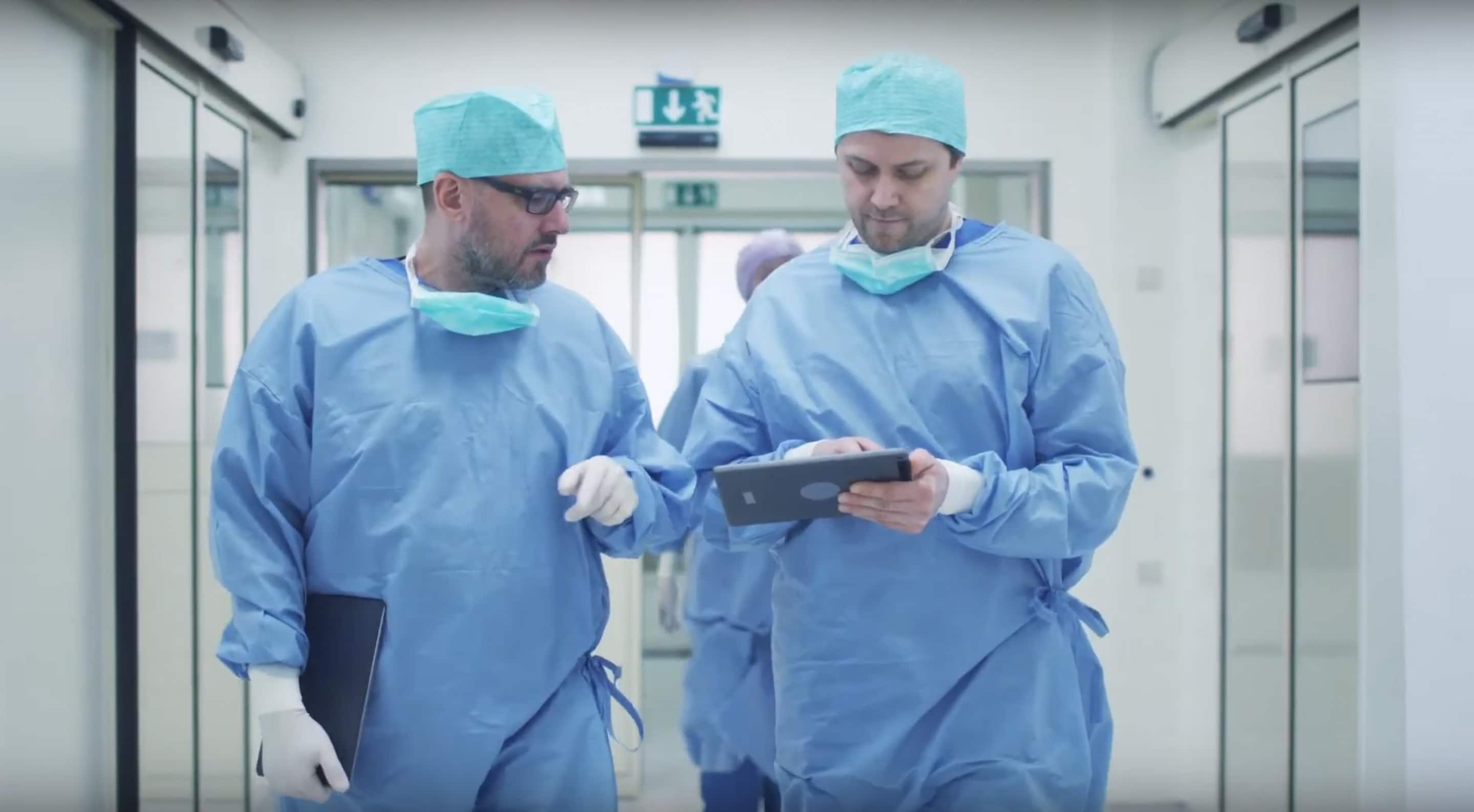 Think Research uses IBM Cloud to deliver the best medical information at the point of care
