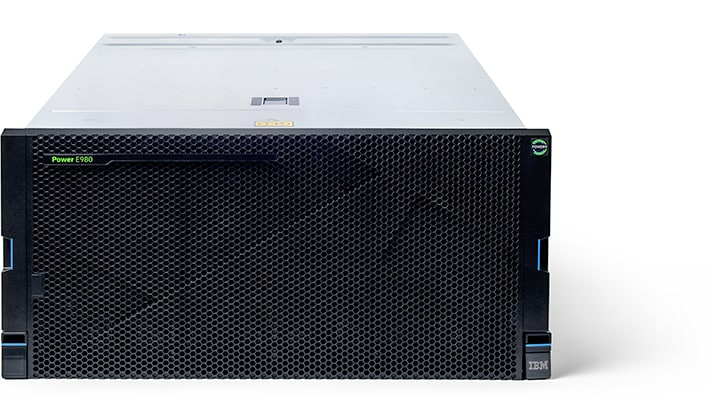 IBM Power System E980 server