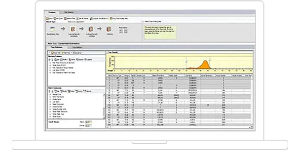 InfoSphere Information Server for Data Quality screenshot