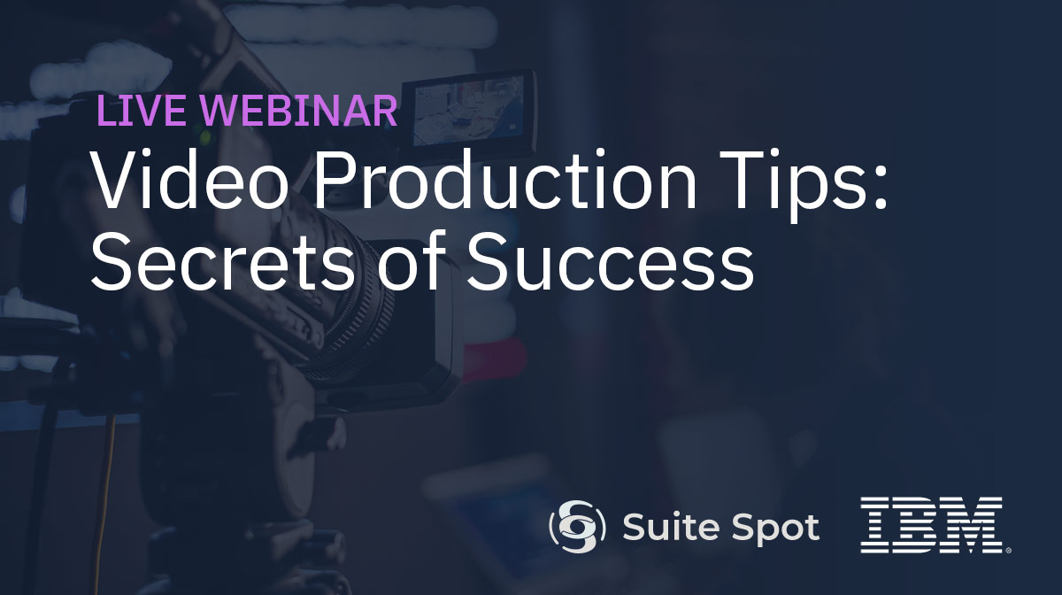 Video Production Tips: Secrets of Success