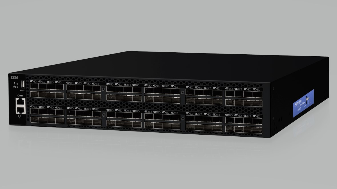 IBM System Networking SAN96B-5 switch