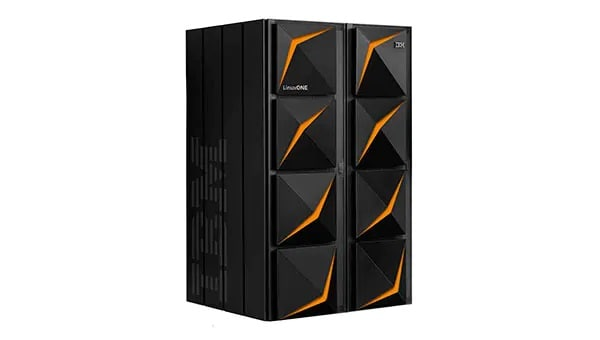 LinuxONE Double Frame