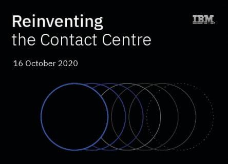 Reinventing the Contact Centre