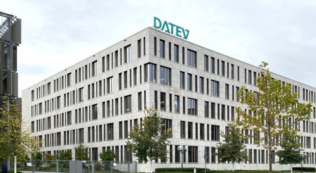 Street view of DATEV office building