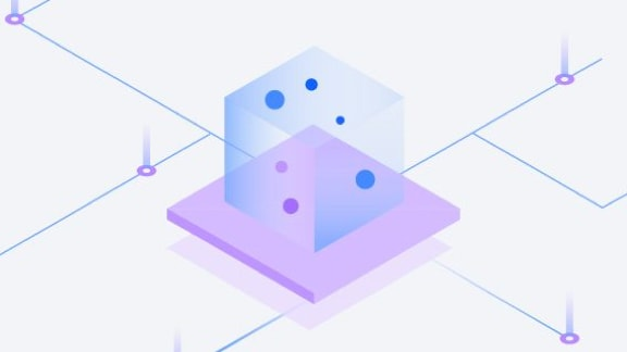 Isometric art of Data Cubes