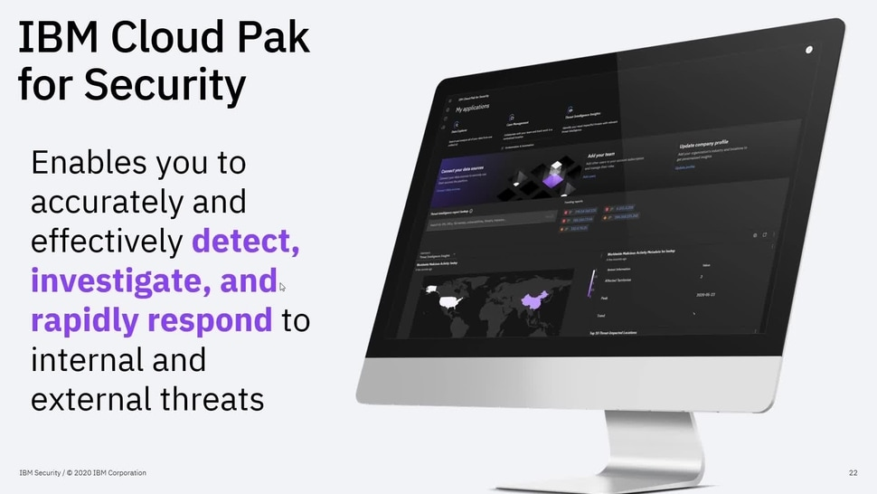 Cloud Pak for Security v1.4 Demo