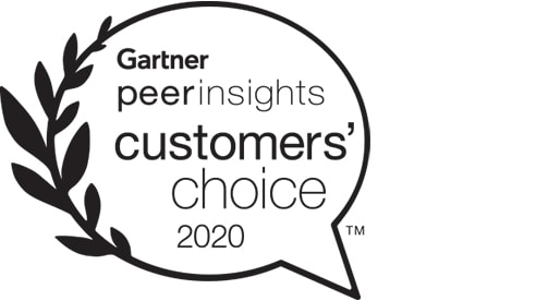 Gartner Peer Insights Customers' Choice for Db2
