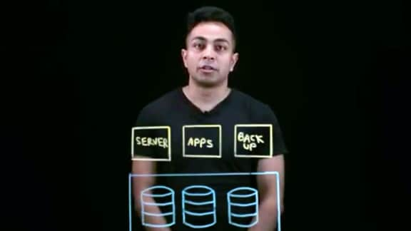 a light board demo of object storage capabilities