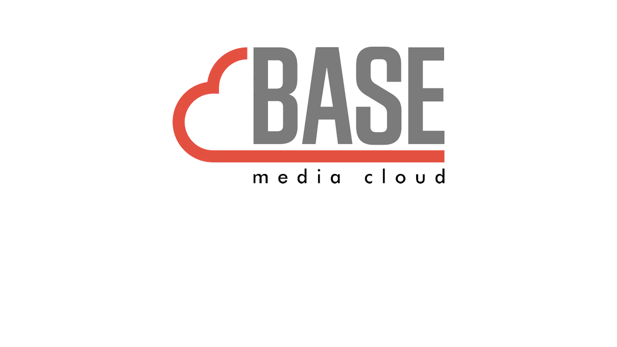 BASE Media Cloud logo