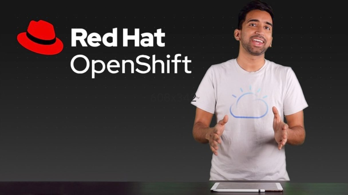 Neuerungen in OpenShift 4 on IBM Cloud (04:27)
