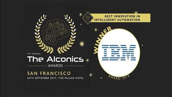 AutoAIがAIconics Intelligent Automation Awardを受賞 –Kaggle Grandmasterが語る開発のねらい