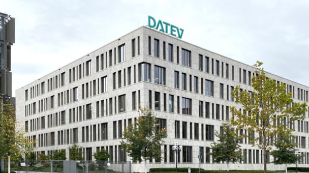 DATEV office building exterior