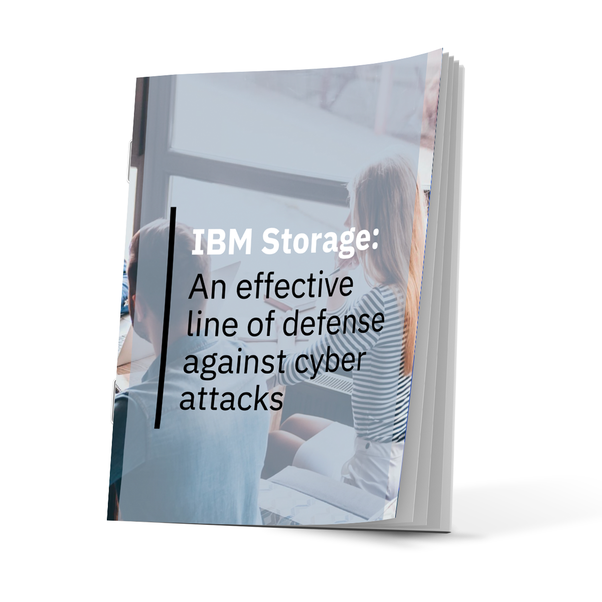 Mainframe cyber-resilient storage book