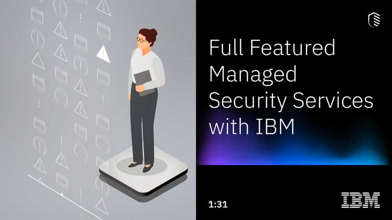 Managed Security Services with IBM