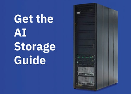 Get the AI storage guide