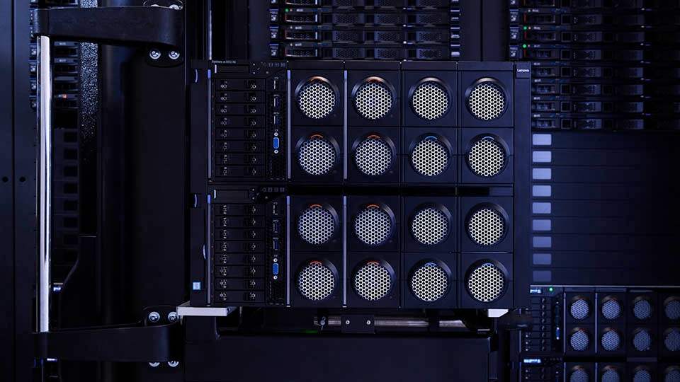IBM data facility server