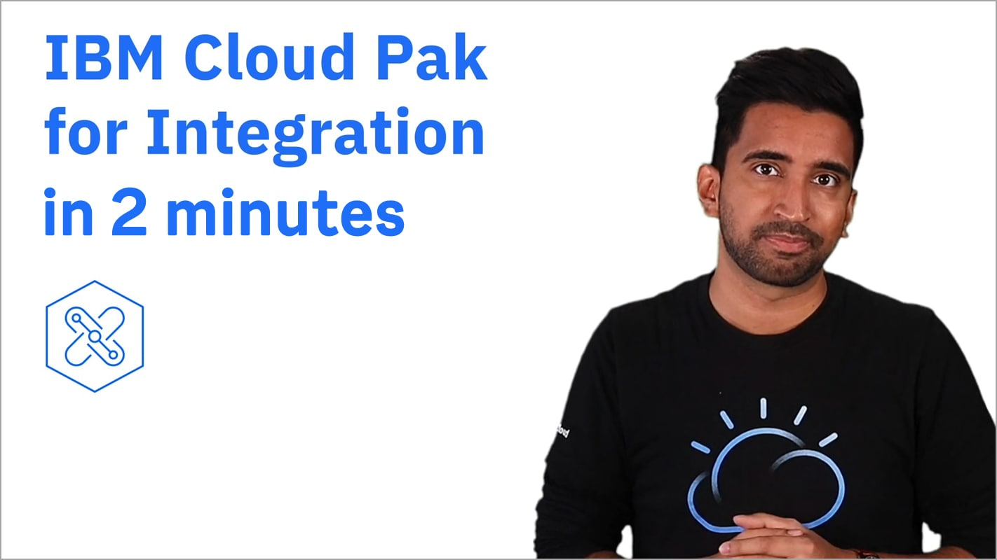 IBM Cloud Pak for Integrationの概要