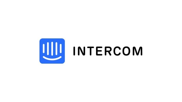 Intercom 로고