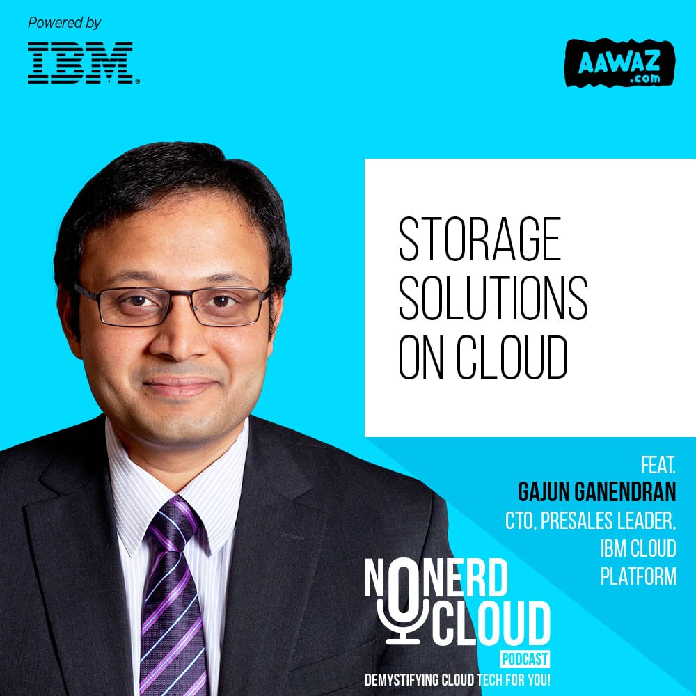 Storage Solutions on Cloud