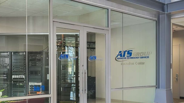 Advanced Technology Services (ATS) Group office exterior