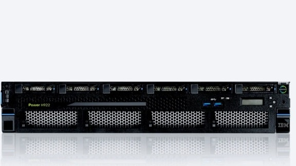 IBM Power System S922 scale out server