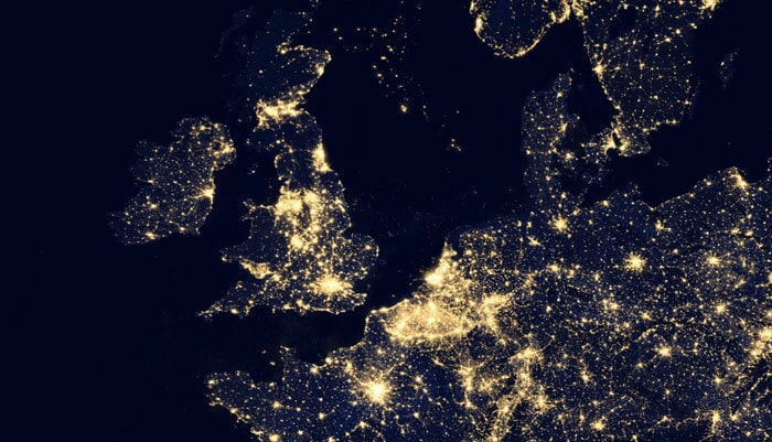 European electrical grid