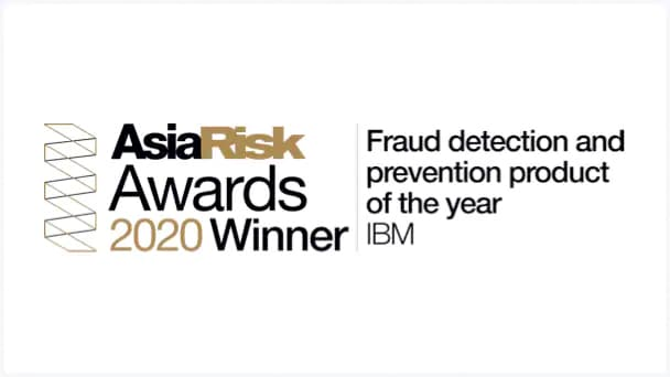 Asia Risk Awards 2020 logo