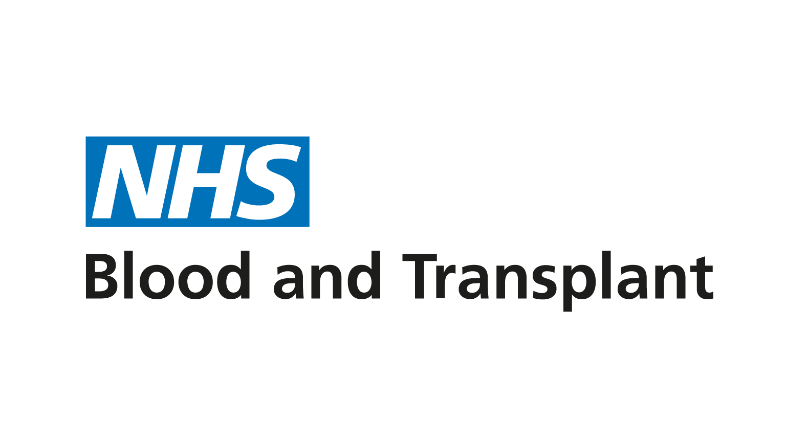UK National Health Service Blood and Transplant logo