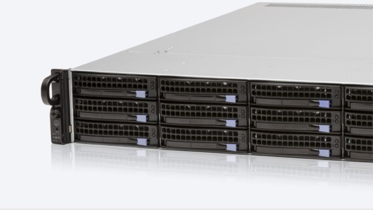 A Certified Pre-Owned IBM Power server