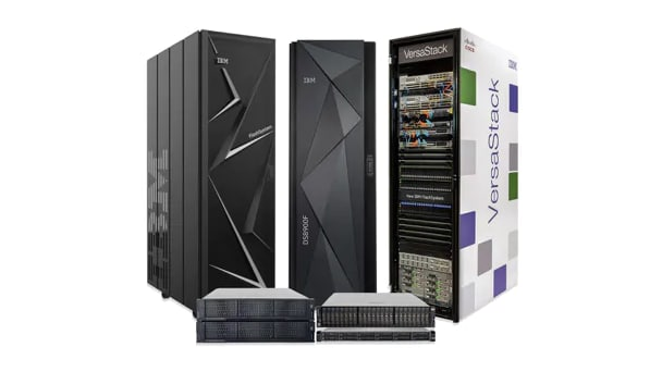 IBM Flash Storage family of products