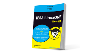 LinuxONE Dummies book