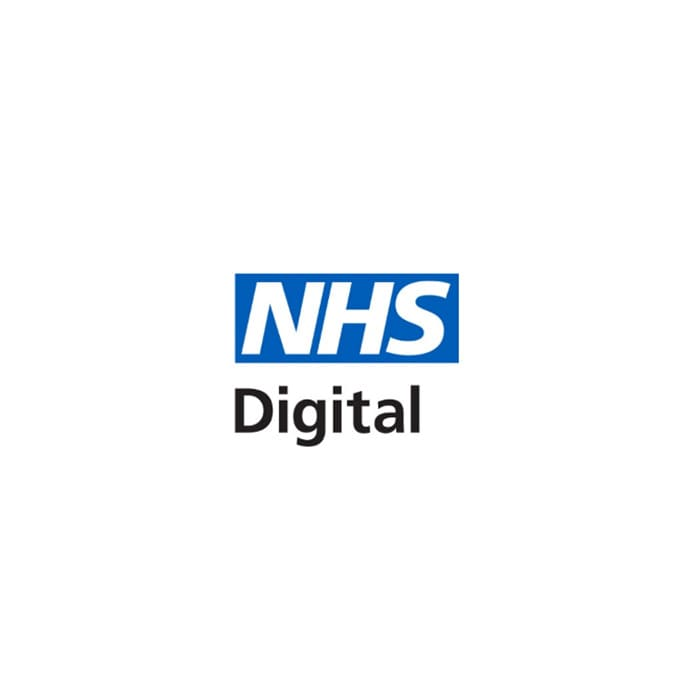 Logotipo da NHS Digital