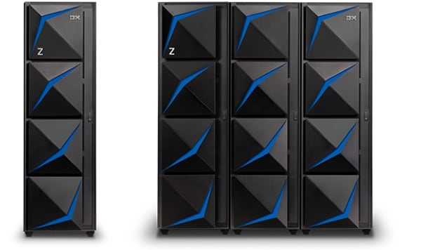 IBM z15 single-frame and IBM z15 multi-frame servers