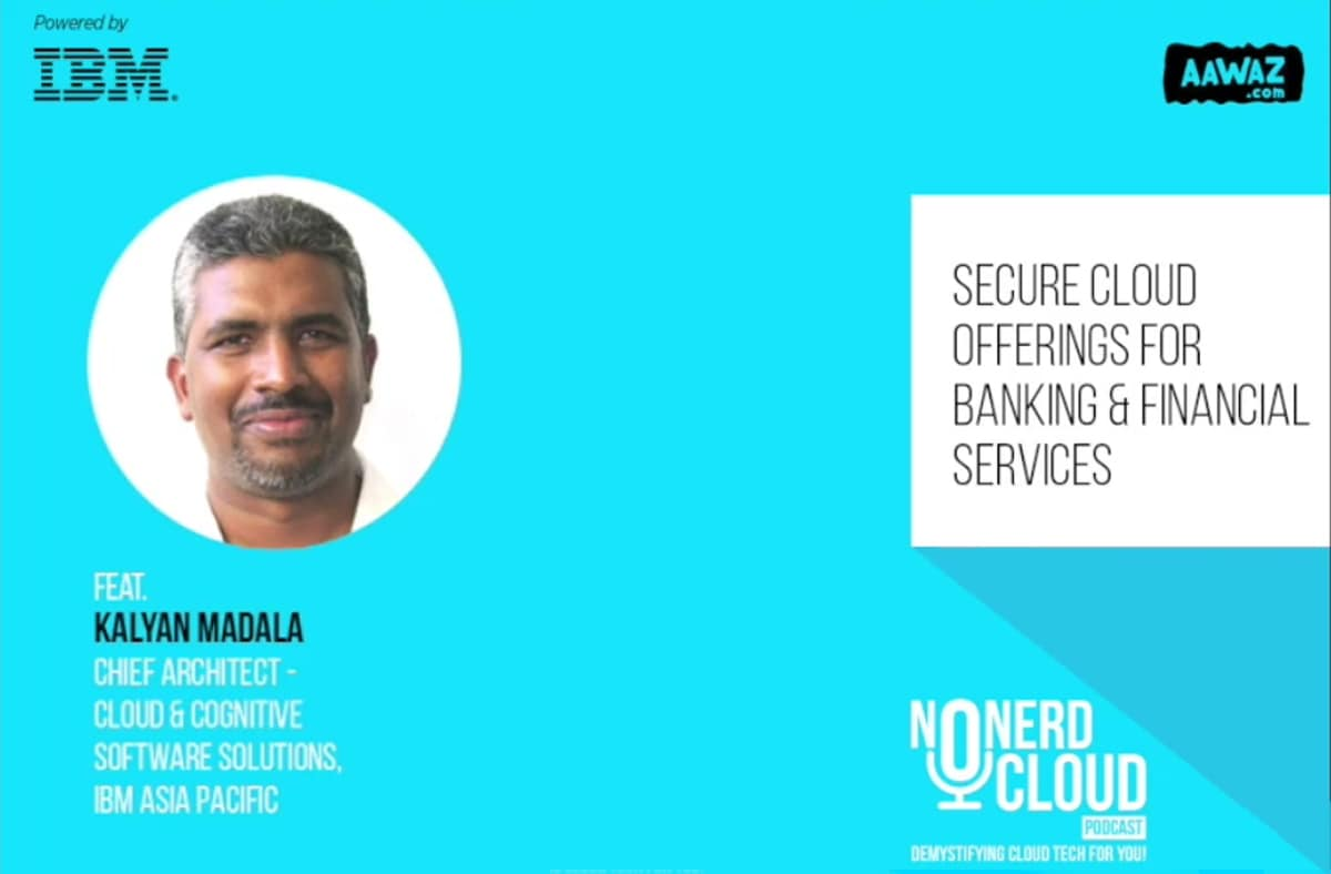 Secure Cloud Offerings for Banking and Financial Services