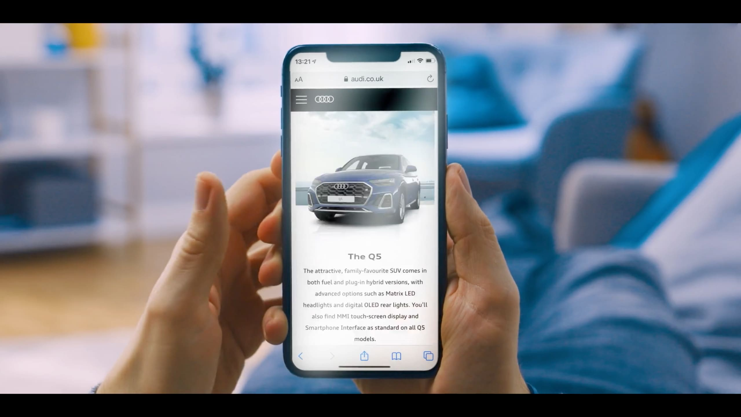 Audi UK + IBM: Bringing smarter experiences to customers
