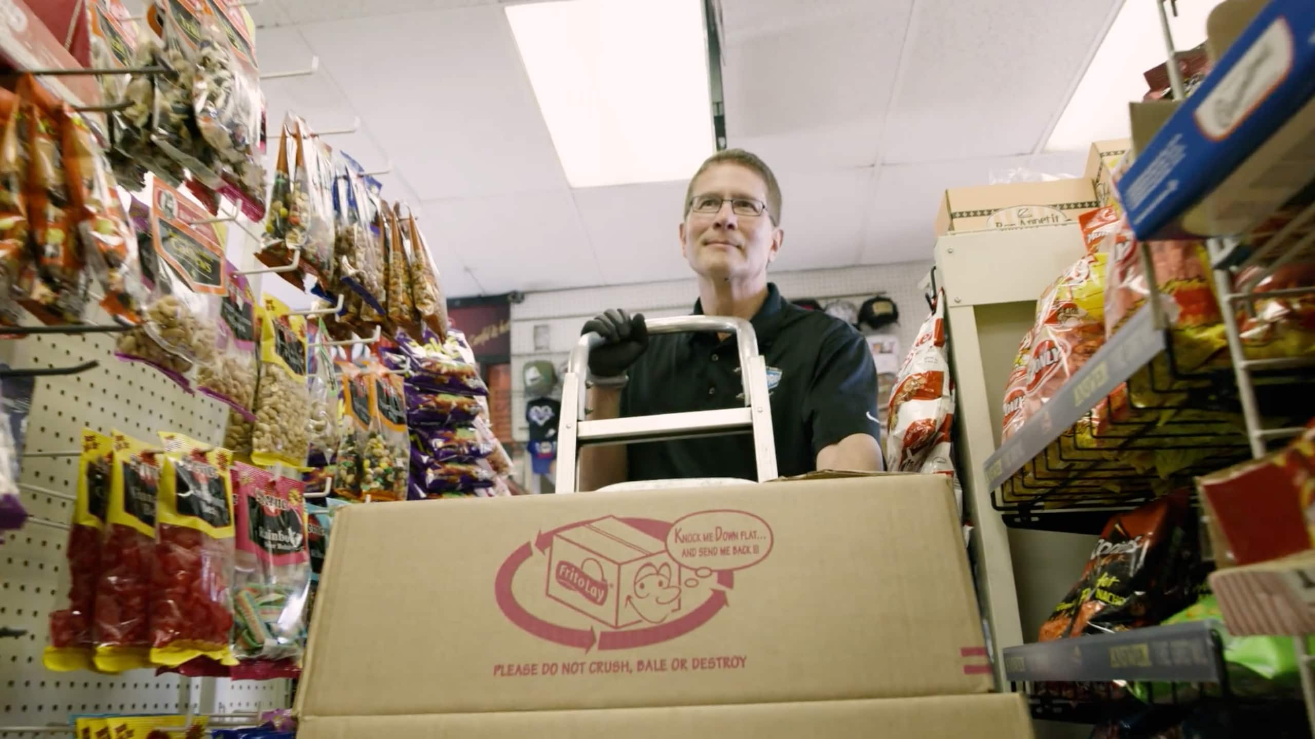 Frito-Lay + IBM: Empowering employees and delighting customers
