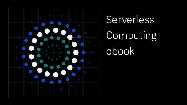 Serverless ebook customer research