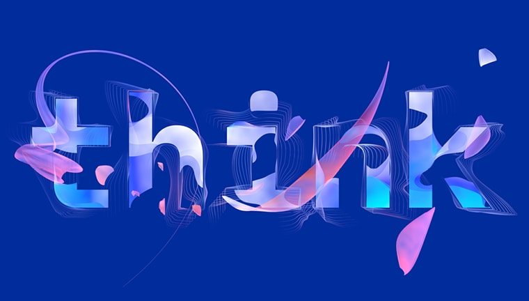 Think Logo Graphic