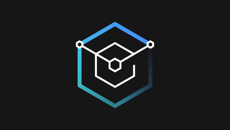 graphical cube icon