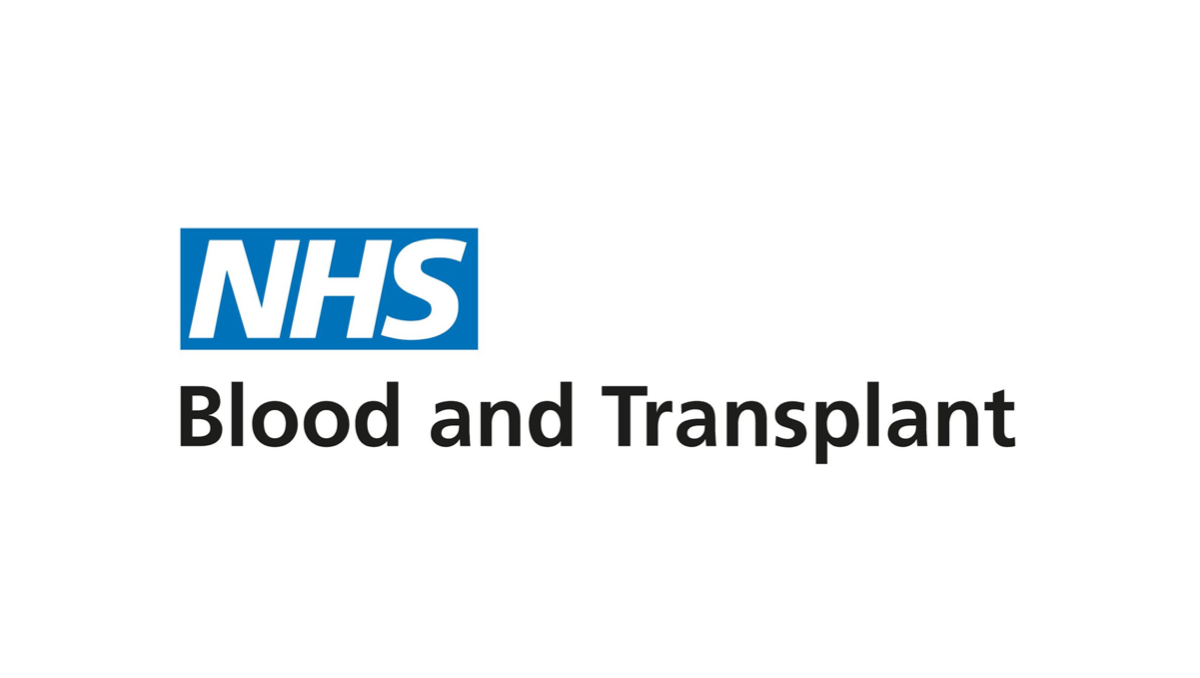 Logo di NHS Blood and Transplant