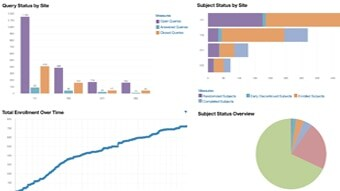 Site report analytics