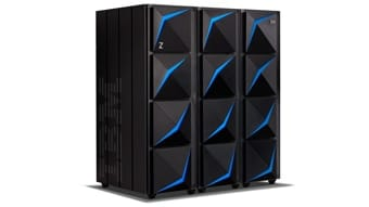 IBM z15 multi-frame with three frames