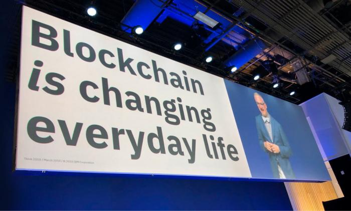 Blockchain is changing everyday life