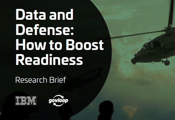 Data and Defense: How to Boost Readiness cover photo