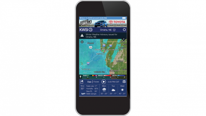 Weather Company Max Mobile