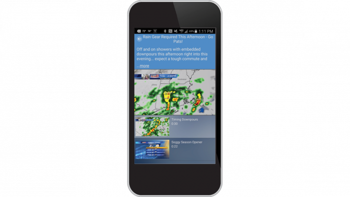 Max Engage with Watson by The Weather Company, an IBM Business