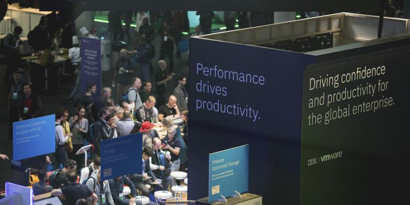 IBM Cloud at VMworld Europe 2019: That's a Wrap!